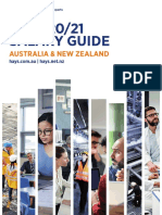 Hays ANZ Salary Guide FY2021