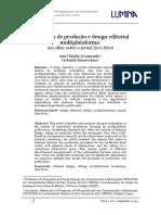 GRUSZYNSKI E SANSEVERINO_Processos de Produção e Design Editorial Multiplataforma Zero Hora