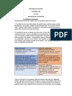 Resumen de Nociones de Filosofía (Capitulo 1) - Gustavo Bueno