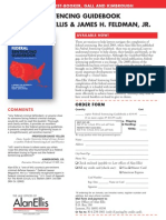 Federal Sentencing Guidebook