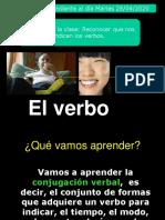 El verbo 7°