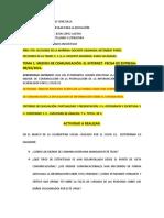 1ERA GUÍA DIDÁCTICA NUMERO 1 DE 4TO AÑO CASTELLANO LOPEZ CASTRO
