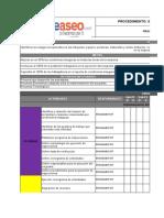 Programa de Inspecciones Ciclo PHVA y Anexos