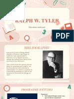 Ralph W. Tyler
