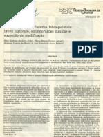 Classificação das fissuras lábio-palatais breve historico, considerações clínicas e sugestão de modificação