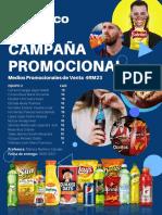 PepsiCo Campaña Promocional