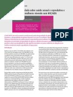 Portugues. guia consolidada sobre     saude sexual e reprodutiva e HIV-1
