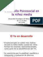 Presentación Desarrollo Psicosocial Cap. 14