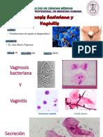 Clase_11_VB_Vaginitis_Dr. Barón