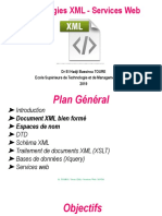 Cours 2 XML Services Webs
