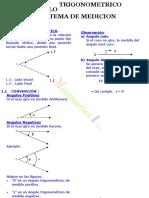 Angulo Trigonometrico Sistema de Medicion Angular (2)