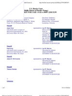 GRAY et al v. ACE AMERICAN INSURANCE COMPANY Docket