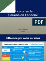 colores en la educacion especial