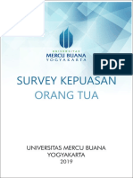 Survey Kepuasan Orang Tua