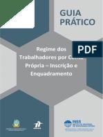 INSS Guia Pratico - Inscricao de Enquadramento