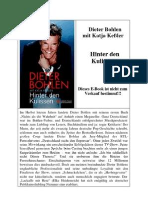Benjamin dieter von bohlen bohlen sohn marvin Dieter Bohlen:
