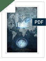 SFE IEEE SB Report
