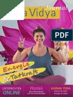Yoga Vidya Journal I /2021