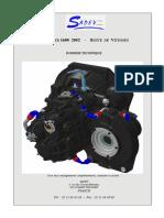 Caja de Cambios Sadev 206 s1600 Compress