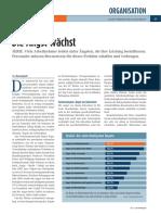 Die Angst Wächst (Personalmagazin 8-2011)