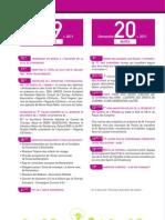 Programme du Premier Salon Européen de la Jeunesse et des Droits de l'Homme
