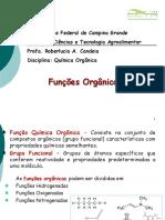 Funções organica