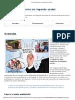O que são negócios de impacto social _ Sebrae