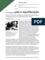 Adaptacao-e-equilibracao PIAGET