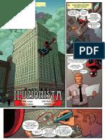 Spider-man ukážka