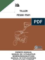 Manual e 501