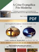 App - A Crise Evangélica Pós-Moderna