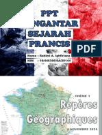 Kompilasi PPT Pengantar Sejarah Prancis (RAHIMI A. IGHFIRLANA)