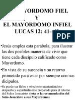 LOS MAYORDOS [Recuperado]