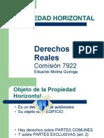 Propiedad Horizontal 2011