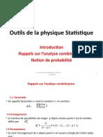 Chap1 outils de la phy stat