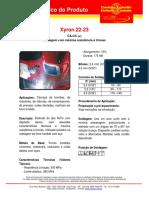 SOLDA - E- FF NiFe CASTON EUTETIC XIRON-22-23