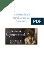 Celebração da Paraliturgia do Encontro