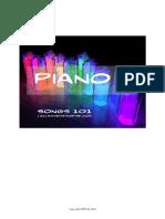 Piano 1 Songs 101