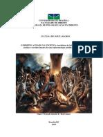 O DIREITO ACHADO NA ENCRUZA - territórios de luta, (re) construção da justiça e reconhecimento por uma justiça afrodiaspórica - tese Luciana Ramo (2019)