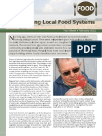 Rebuilding Local Food Systems