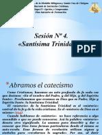 Presentación 4  Santisima Trinidad