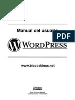 manual wordpress.