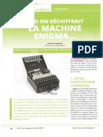 Crypto-Machine Enigma en Python