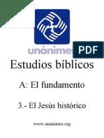 A.03.- El Jesus Historico