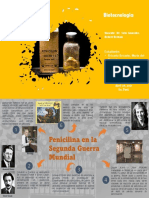 Mapa Conceptual de La Penicilina_ Briceño Briceño