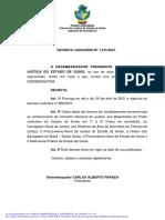 Decreto TJGO 1015 2021 prorroga até 30 04 21