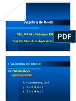 Algebra Boole-Raulzinho