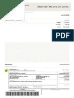 BOLETO 1 - VILMAR JOSE DO NACIMENTO  - NF 207636