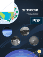 effetto serra  pdf  - cropano di paola paris testa