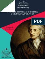 Tópicos Especiais de Ética e Filosofia Política